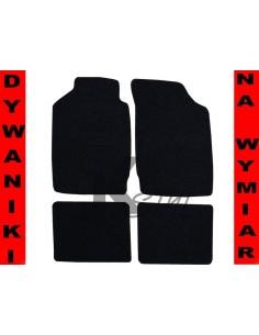 Dywaniki Clio Ii 1998-2000R. Grafit
