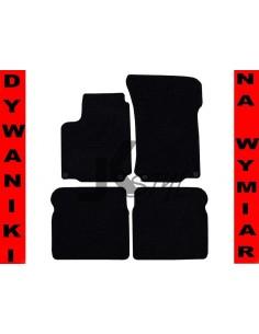 Dywaniki Seat Leon I 1999-2005R. Grafit