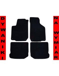 Dywaniki Welurowe Vw Bora 1998-2003R.
