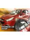 Owiewki Hyundai Ix35 5D Od 2010R. Przody