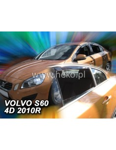 Owiewki Volvo S6 4D 2000-2010 Przody