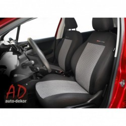 Fiat Seicento (Tył 2/1) Pokrowce Practic