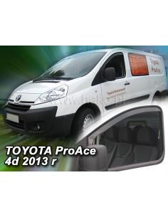 Owiewki Toyota Proace Od 2013R. Przody