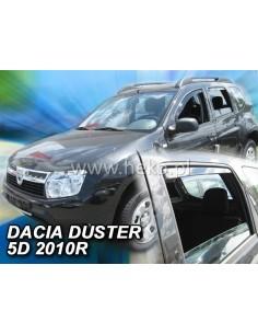Owiewki Dacia Duster 5D. Od 2010R. (+Ot)