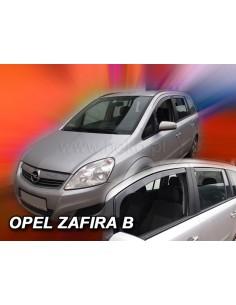 Owiewki Zafira B 2005-2011R. (+Ot)