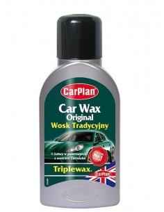 Carplan Car Wax Original Wosk Tradycyjny - Do Lakierów Typu 'solid'
