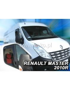 Owiewki Renault Master Od 2010R.