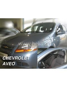 Owiewki Chevrolet Aveo Classic 4/5D. 2004-2008R. (+Ot)