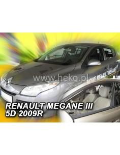 Owiewki Clio Iii 5D. / Grandtour 2005-2012R Przody