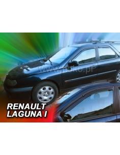 Owiewki Laguna I 1993-2001R. Przody