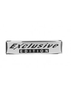 Aluminiowy Emblemat - Exclusive Edition