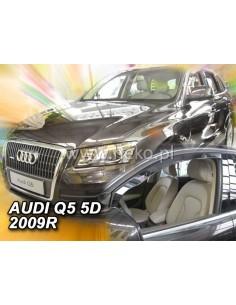 Owiewki Audi Q5 5D. Od 2009R. Przody