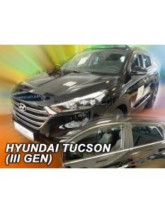 Owiewki Hyundai Tucson 2004-2010R. (+Ot)