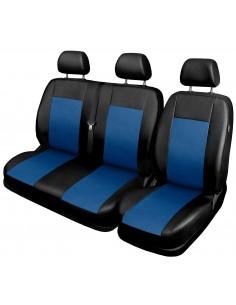 Kpl. Pokrowców Comfort 2+1 Van/bus Niebieskie