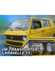 Owiewki Vw Transporter T-3 / Caravelle 1979-1990R. Przody