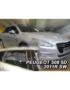 Owiewki Peugeot 508 Sw Od 2011R. (Kpl. Z Tyłami) Combi