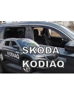 Owiewki Skoda Kodjaq 5D. Od 2016R. (Kpl. Z Tyłami)