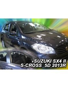 Owiewki Suzuki Sx4 S-Cross 5D. Od 2013R. Przody