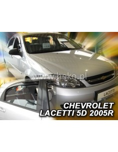 Owiewki Chevrolet Lacetti 5D. Od 2005R. (Kpl. Z Tyłami)