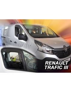 Owiewki Renault Trafic Iii Od 2014R. Przody