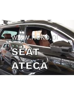 Owiewki Seat Leon Ii 1P 5D. 2006-2012R. (+Ot)