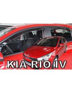 Owiewki Kia Rio Iv 5D. Od 2017R. (Kpl. Z Tyłami) Htb