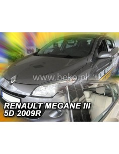 Ow. Szyby Boczn. Renault Megane Iii 5D 2008R.-> (+Ot)