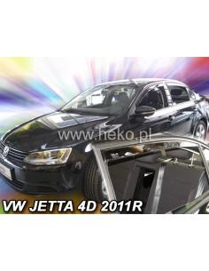 Owiewki Vw Jetta Od 2011R. Sedan (Kpl. Z Tyłami)