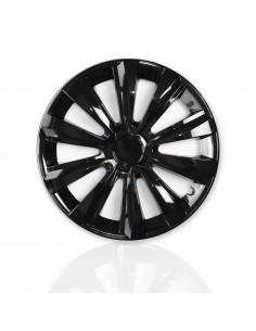 "Kołpaki 13"" Delta Black (4 Szt.) Alfa Romeo"