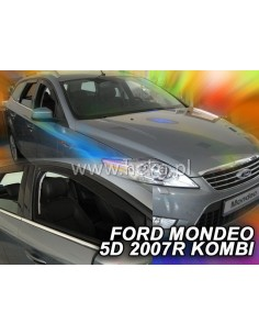 Owiewki Ford Mondeo Mk4 2007-2014R. (+Ot) Combi