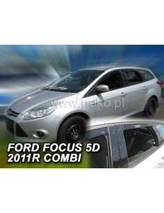 Owiewki Ford Focus Iii 4/5D. Od 2011R. (+Ot) Combi