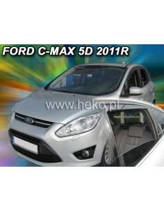 Owiewki Ford C-Max 5D. Od 2011 (Kpl. Z Tyłami)