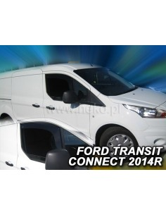 Owiewki Ford Transit Connect/tourneo Ii 2D. Od 2014R.