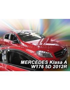 Owiewki Mercedes Klasa A W176 5D. Od 2012R. (Przody)