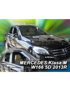 Owiewki Mercedes Klasa M W166 5D. Od 2011R. (Kpl. Z Tyłami)