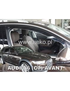 Owiewki Audi A6 (C7) 4/5D. 2011-2018R. Przody