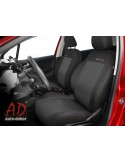 Pokrowce Samochodowe Opel Karl Od 2015R. (Tył 2/1) Wzór P3