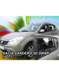 Ow. Szyby Boczn. Do Dacia Sandero 5D, 2008R.-> (+Ot)