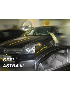 Ow. Szyby Boczn. Opel Astra Iii H 5D 2004R.->(+Ot) Htb