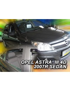 Ow. Szyby Boczn. Opel Astra Iii H 4D 2007R.->(+Ot) Sed