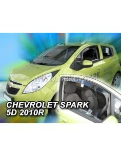 Owiewki Chevrolet Spark M300 5D. Od 2010R. (+Ot)
