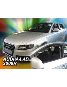 Owiewki Audi A4 (B8) Od 2009R. Przody