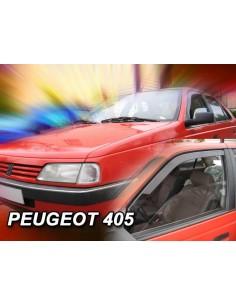 Ow. Szyby Boczn. Peugeot 405 4D