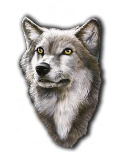 Naklejka Głowa Wilka