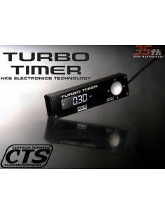Turbo Timer Hks Typ-0 - Kolor Biały
