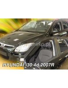 Owiewki Hyundai I30 5D 2007-2012R. Przody