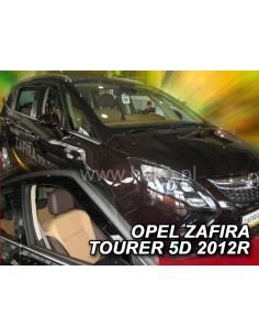 Owiewki Opel Zafira C Tourer Od 2012R. Przody