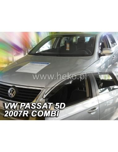 Owiewki Vw Passat B6/b7 2005-2015R. (+Ot) Combi