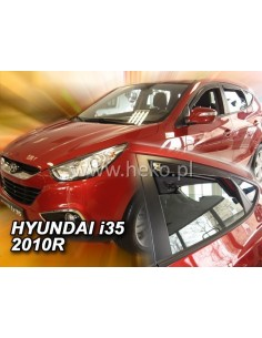 Owiewki Hyundai Ix35 5D Od 2010R. (+Ot)