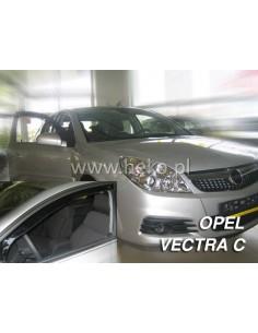 Owiewki Vectra C 2002-2008R. Przody